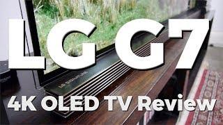 LG G7 4K OLED TV Review