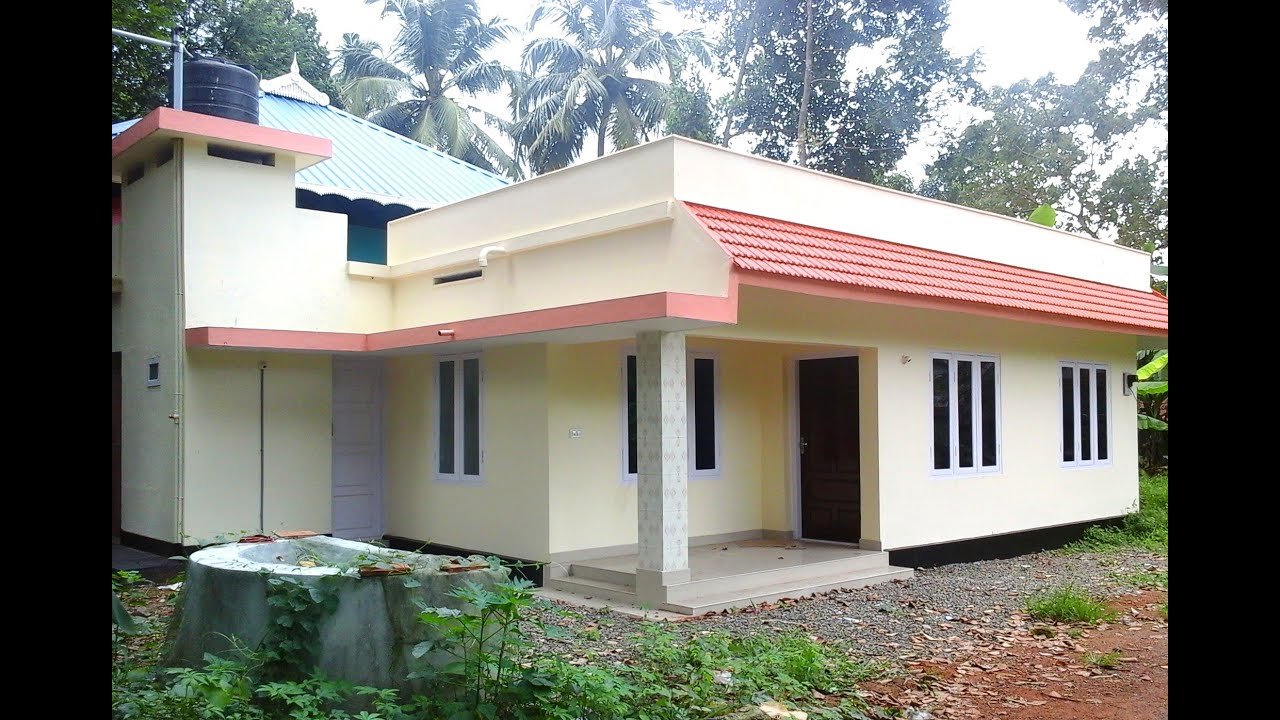 Small rate house for sale in kalady ernakulam kerala youtube - Small house planseuros ...