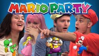 ENDELIG GAMER VI IGJEN - Ny Mario Party til Switch