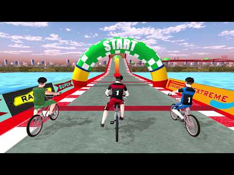 Underwater Stunt Bicycle For Pc - Download For Windows 7,10 and Mac