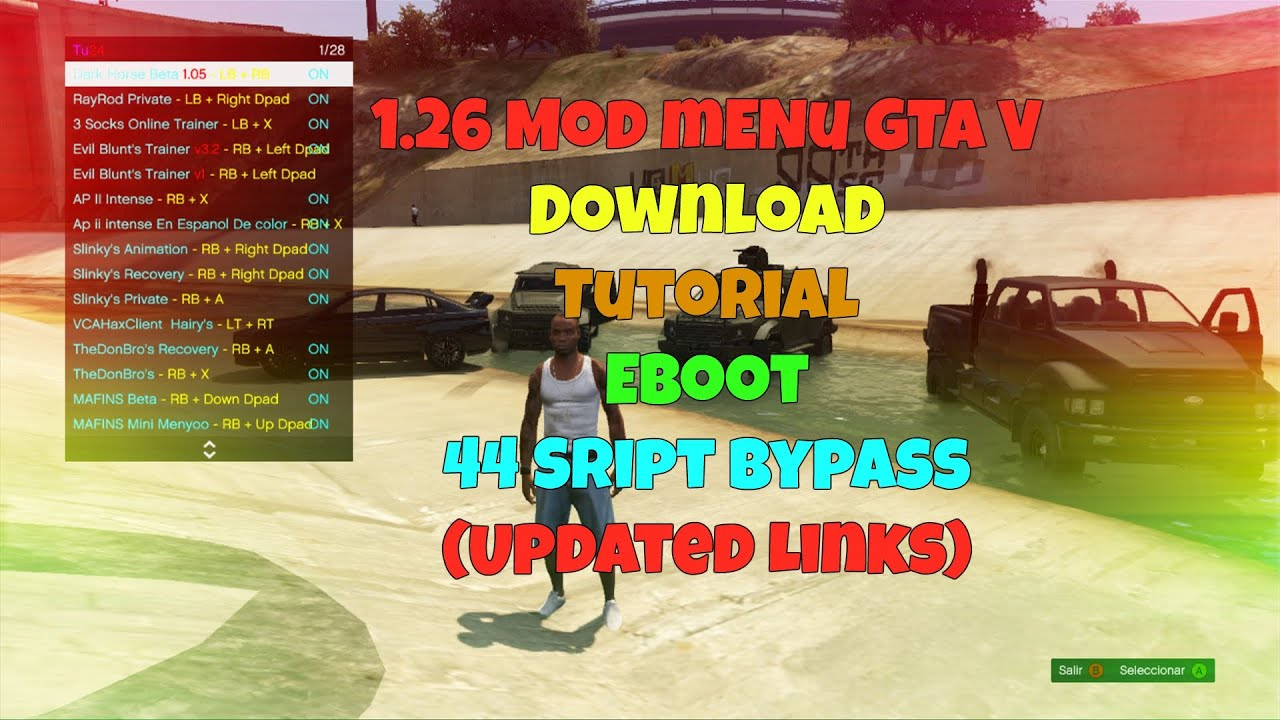 Eboot Original Gta 5