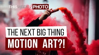 The Next Big Thing — Motion Art?! With Troy Christopher Plota