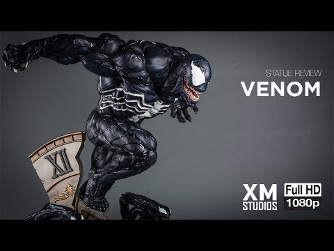 Statue Review - Venom 1/4 scale premium collectible statue from XM Studios