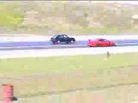 MARKS SHELBY GLHS VS DODGE NEON SRT4
