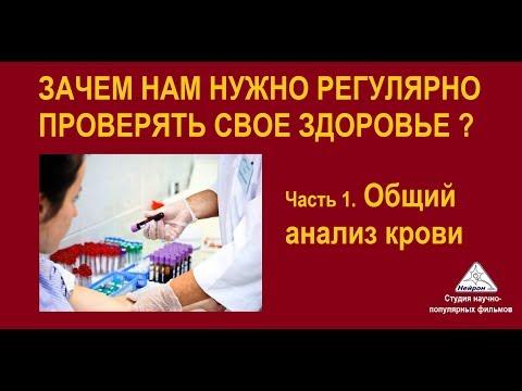 Диагностика здоровья - Общий анализ крови