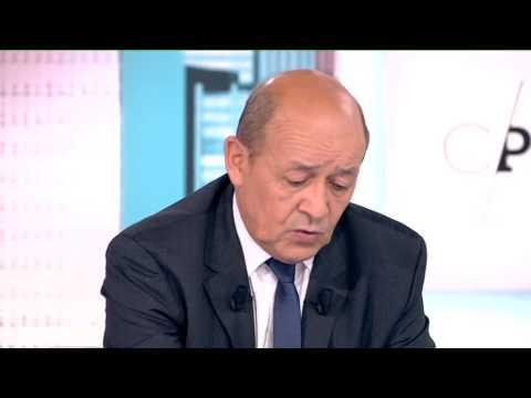 Jean-Yves Le Drian - CPolitique du 12/10/14