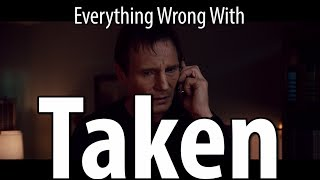 Everything Wrong With Taken In 9 Minutes Or Less thumbnail