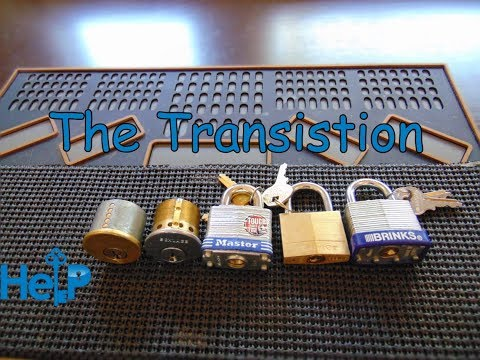 [79] How To Start To Transition Away From Practice Locks