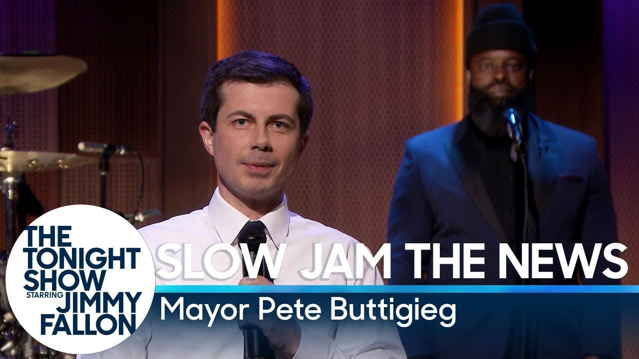 Slow Jam the News with Mayor Pete Buttigieg