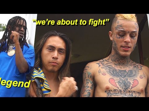 Rolling Loud was interesting... ft. Lil Skies & Chief Keef!
