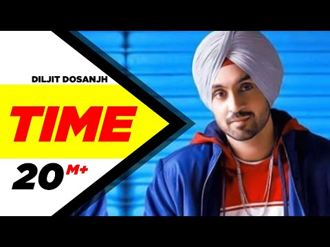 Time | Sardaarji | Diljit Dosanjh | Mandy Takhar | Speed Records