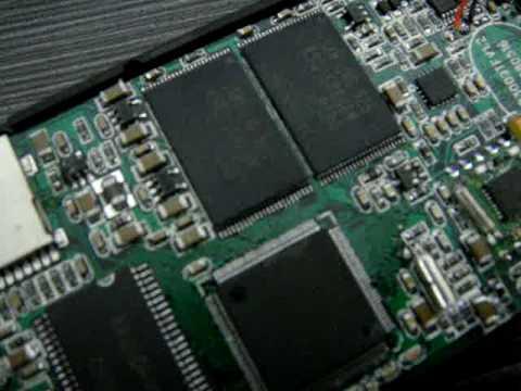 MP5 Touch Screen Firmware Update Procedure