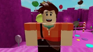 WHAT IF DETONA RALPH INVADED ROBLOX? -Dublado EN-BR