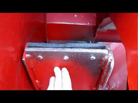 Snowblower Impeller Modification Part 1 Doovi