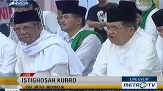 Istighosah Kubro, Tausiyah KH Hasyim Muzadi | metrotvnews