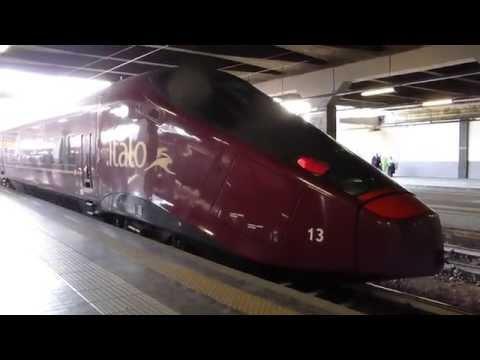 Tren Italo (Tren Alta Velocidad)