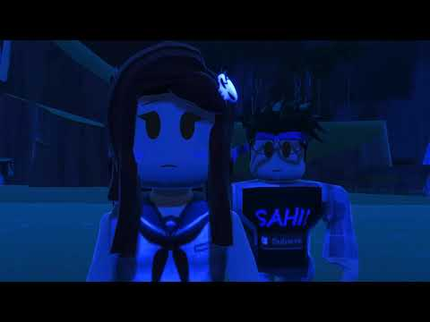 ROBLOX CAMPING HORROR STORY Animation PART2
