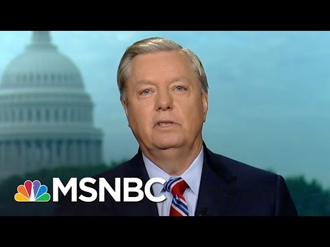 Senator Lindsey Graham: FBI Is Bigger Than James Comey | Morning Joe | MSNBC