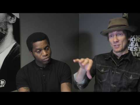 Vintage Trouble interview - Ty and Rick