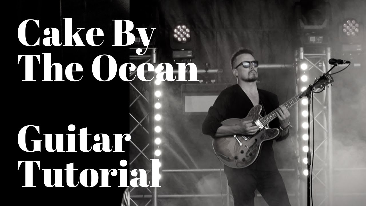 cake by the ocean guitar parts tutorial youtube. Black Bedroom Furniture Sets. Home Design Ideas