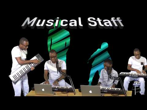 Musical Staff Song---TREBLE CLEF NOTES