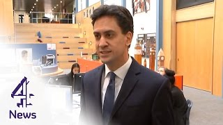 Ed Miliband on the Rochester by-election: Result shows