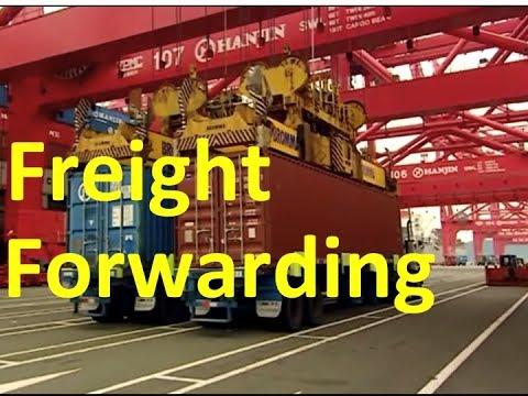 ¿Que es Freight Forwarding?