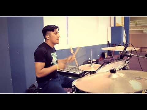 Miel San Marcos Danzo en el Rio  Cover Bateria (Drum Cover)