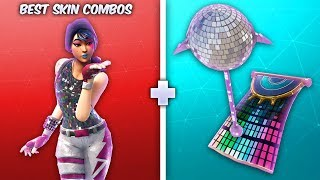 Best fortnite TRYHARD skin combinations!