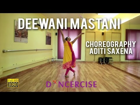 Deewani Mastani Dance Choreography by...