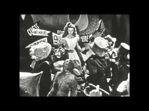 Alice in Wonderland 1951  Main Theme Live Version