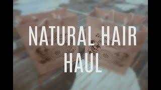 Natural Hair Haul: Essence Festival Edition