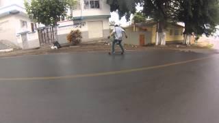 Rey de la Loma 2015- Vibes Longboard