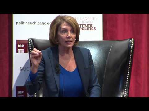 House Democratic Leader Nancy Pelosi on raising the debt ceiling