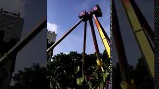Video Amatir Gempa Jakarta 6,4 SR Teriak Histeris di Area Permainan Bogor Jam 13:34, (Prank)