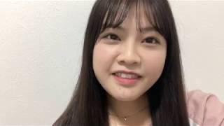 프로듀스48에 출연했던 모토무라 아오이(本村碧唯)의 2019년 5월 9일자 ...
