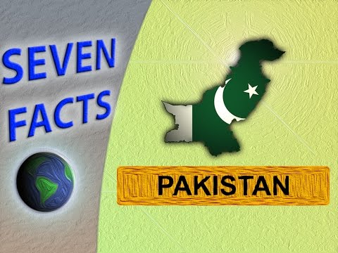 7 Facts about Pakistan
