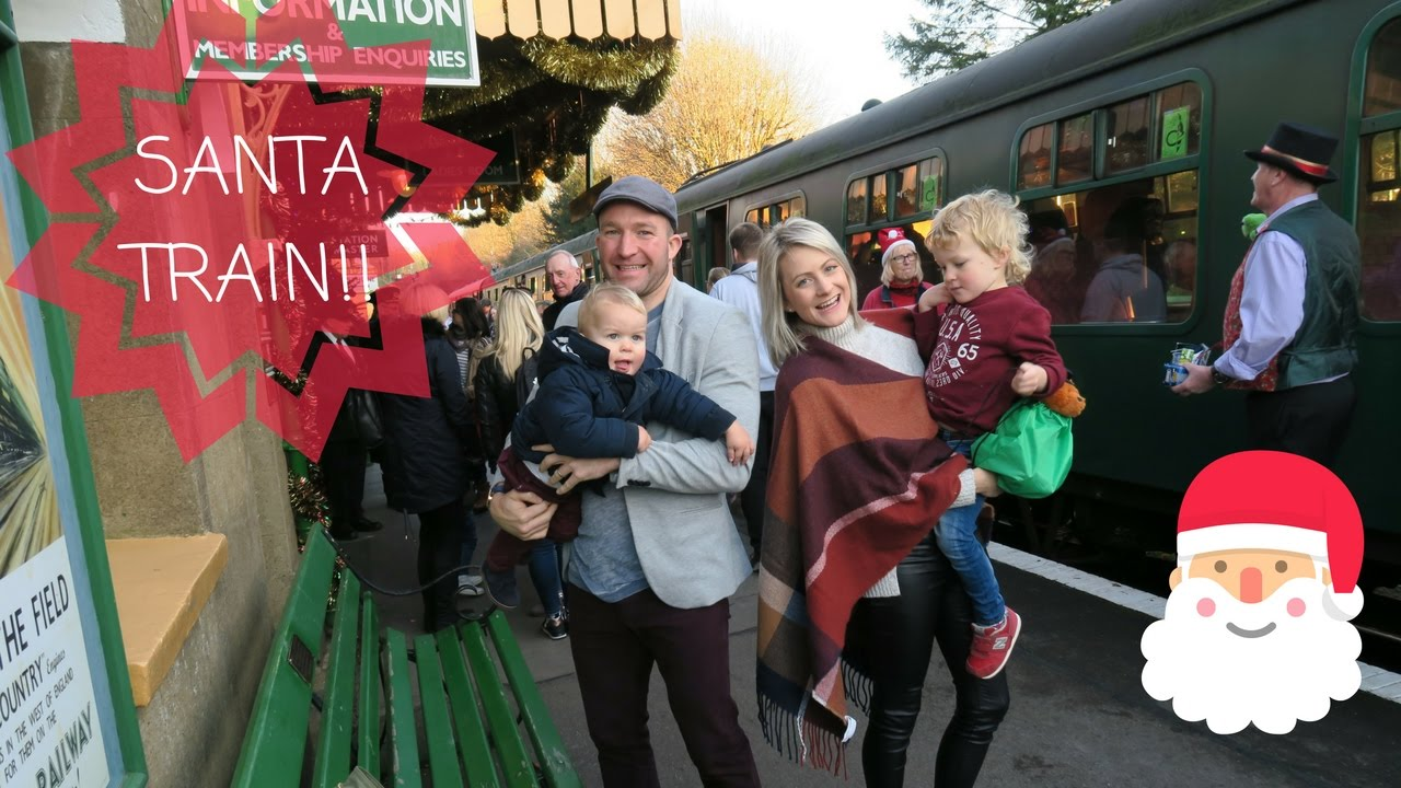 Watercress Line Christmas 2020 Santa Train at the Watercress Line in Hampshire.   YouTube