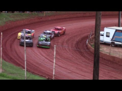 Winder Barrow Speedway Modified Street 9/3/16