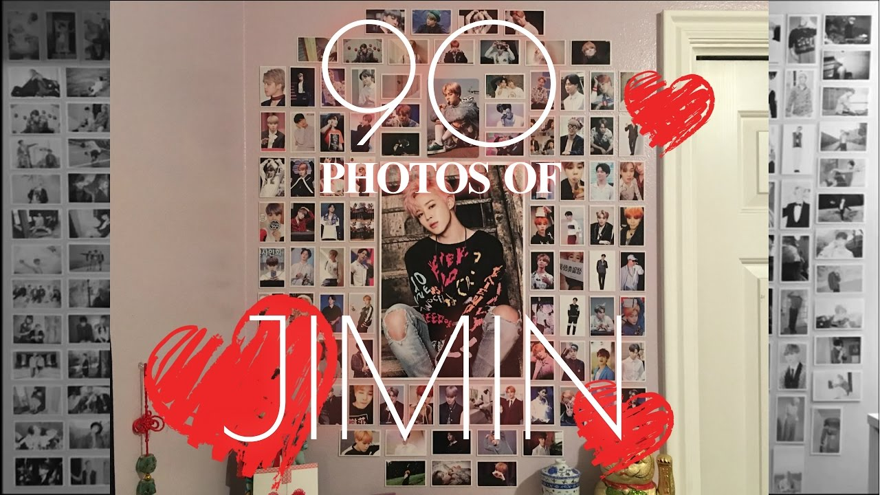 90 Pictures Of Jimin On My Wall Bts Diy