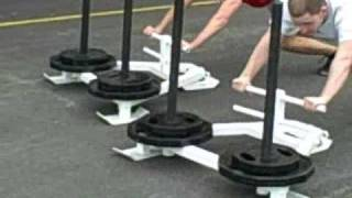 "Phelps Training Systems: Team Prowler Joe DeFranco Challenge ""The Hell that is New Jersey""."