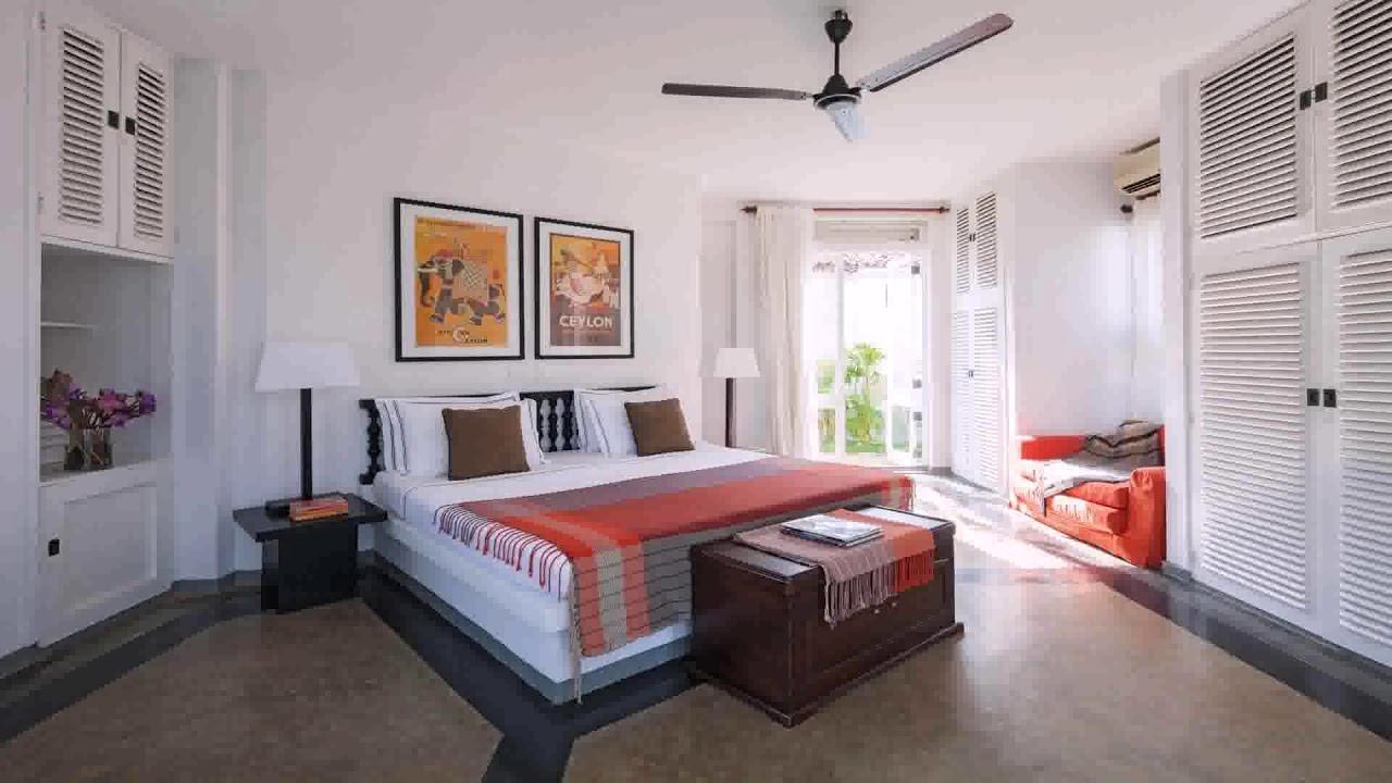 Master Bedroom Design In Sri Lanka - YouTube