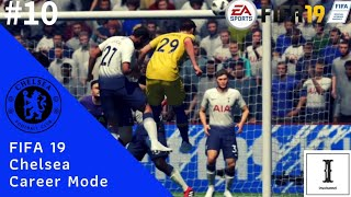 FIFA 19 Chelsea Career Mode Indonesia #10 | Morata Semakin Subur!