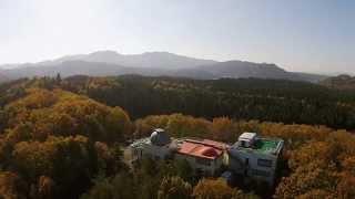 【ドローン空撮】Phantom2 vision+ ダイニックアストロパーク天究館
