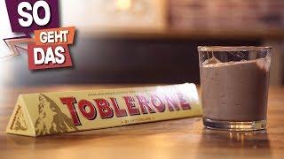 Das leckerste Mousse au Chocolat aus 3 ZUTATEN!