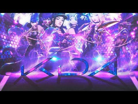 【中英字幕】K/DA - POP/STARS Mixing 混音