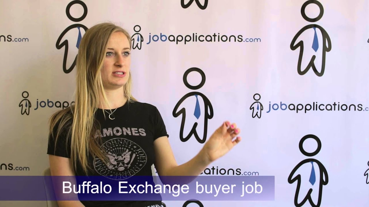 buffalo exchange interview buyer buffalo exchange interview buyer