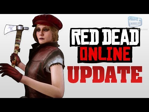 Red Dead Online - Last Stand & Make It Count: Ancient Tomahawk [New Weapon, Clothing, & More]