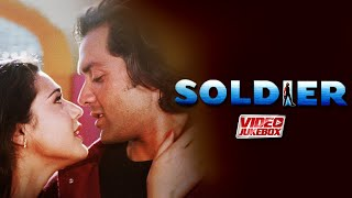 Soldier - Video Jukebox | Bobby Deol | Preity Zinta | 90's Hindi Romantic Songs | Tips Official
