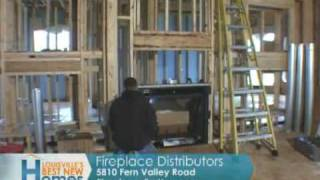 Fireplace Distributors - Louisville, Ky  New Construction & Remodeling